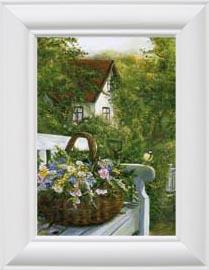 Nyckelskåp Ebbas trädgård
