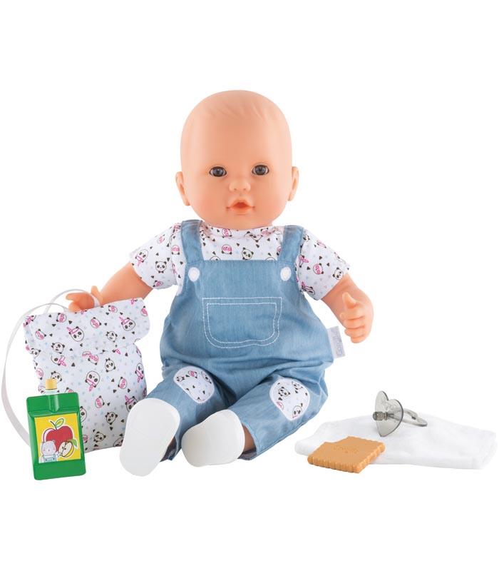 Corolle Docka Gaby goes to Nursery School