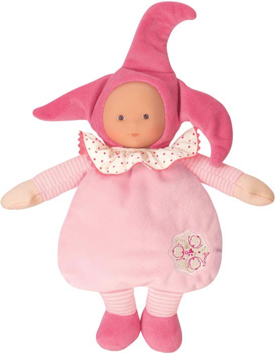 Docka Elf rosa
