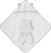 Dockkläder 30 cm Bath cape & underwear