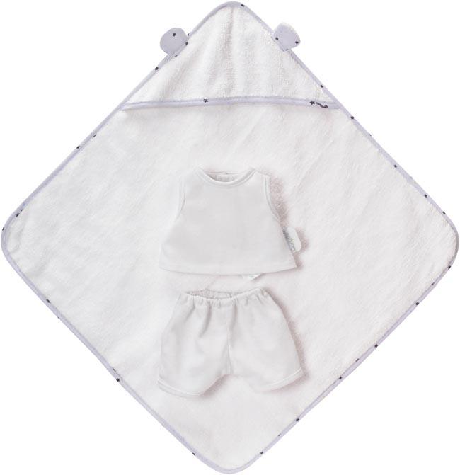 Corolle Dockkläder 30 Bath cape & underwear