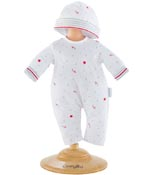 Dockkläder 30 cm Pajamas Little star