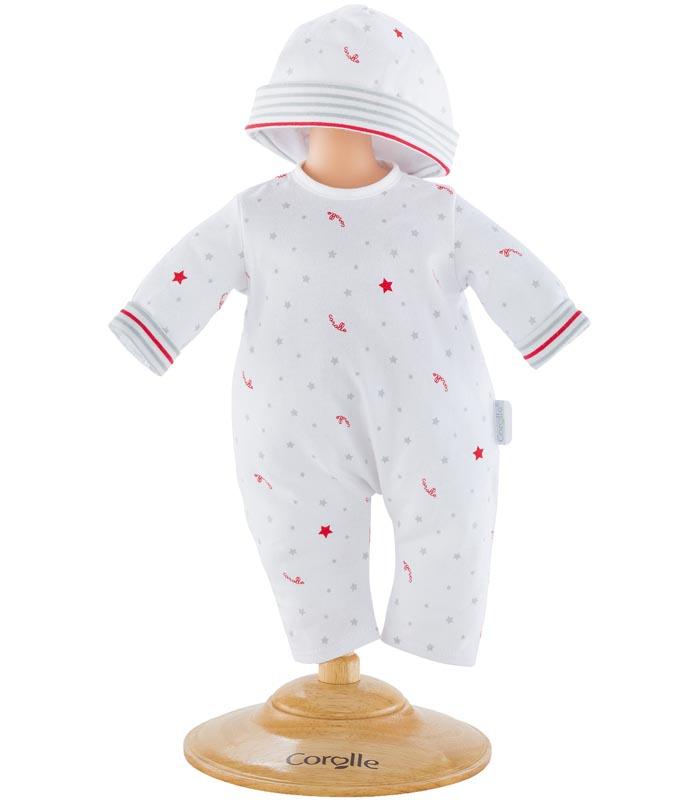 Dockkläder 30 cm Pajamas Little star