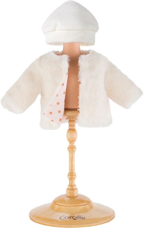 Dockkläder 36 Snow Treasure Coat