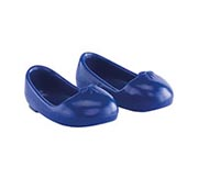 Corolle Dockskor Ballet flat shoes Navy Blue