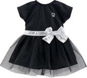Corolle Dockkläder 36M Evening Dress svart