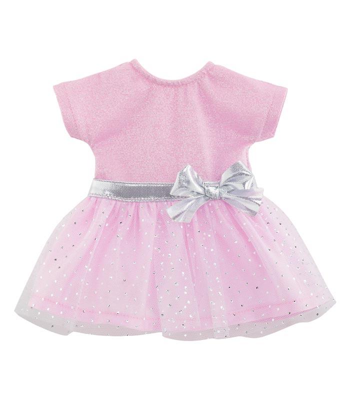 Corolle Dockkläder 36M Party dress Pink