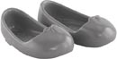 Corolle Dockskor 36M Ballet Flat Shoes Grey