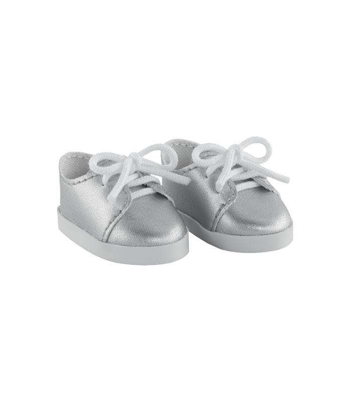 Corolle Dockskor 36M Silvered Shoes