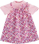 Corolle Dockkläder 36M Dress Floral Bloom