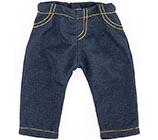Corolle Dockkläder 36M Slim Jeans mörka