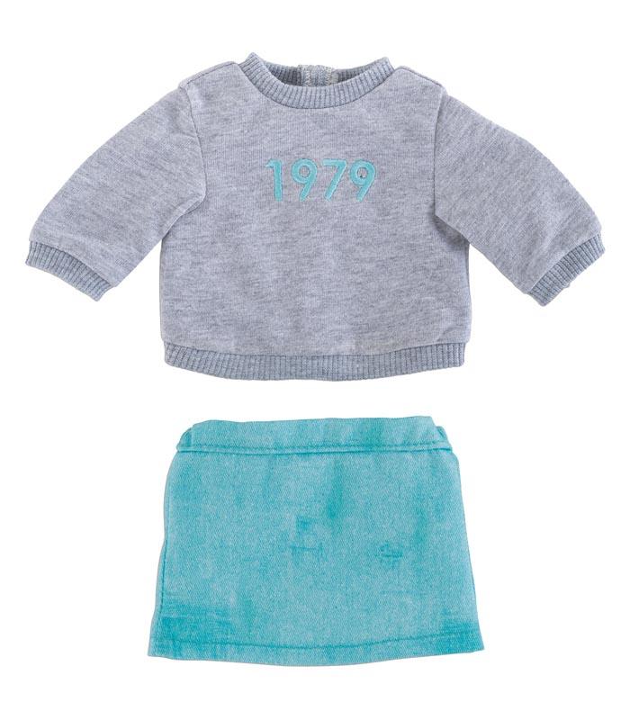 Dockkläder 36M 1979 Sweater & Skirt