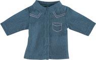Corolle Dockkläder 36M Blue shirt