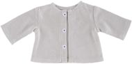 Corolle Dockkläder 36M Cardigan Light Grey
