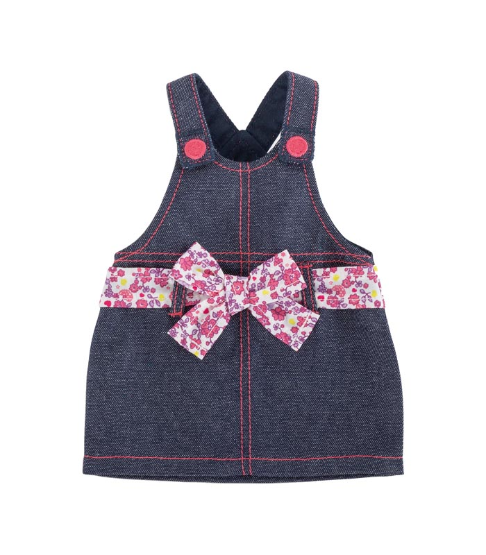 Corolle Dockkläder 36M Overalls Denim Dress