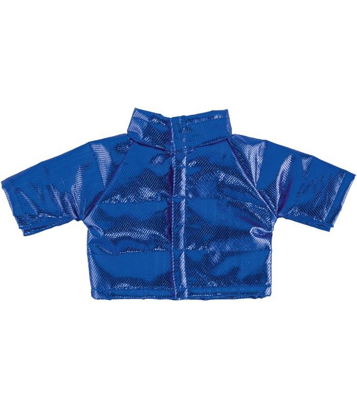 Dockkläder 36M Padded jacket blue