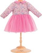 Corolle Dockkläder 42 Dress Long Sleeves Pink