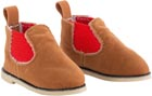 Corolle Dockskor Brown Boots