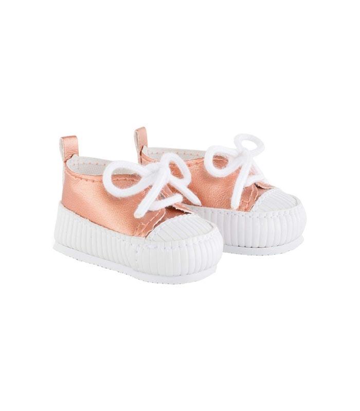 Corolle Dockskor Sneakers Golden Pink