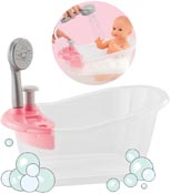 Corolle Docktillbehör Badbalja med dusch