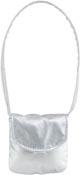 Dockaccessoar väska Silver shoulder bag