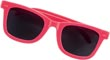 Dockaccessoar Solglasögon rosa