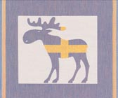 Diskduk Swedish Moose