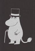 Handduk 35 x 50 cm Big Moominpappa
