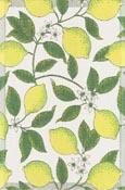 Handduk 40 x 60 cm Citroner