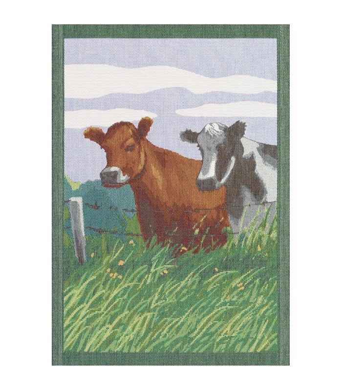 Handduk 35 x 50 cm Cow