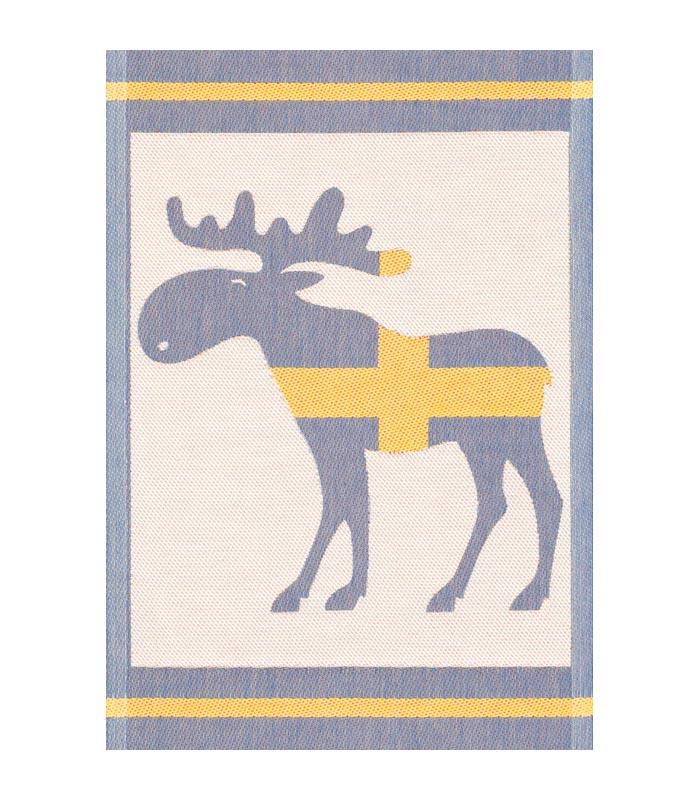 Handduk 35 x 50 cm Swedish Moose