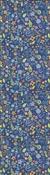 Löpare 35 x 120 cm Blue Meadow