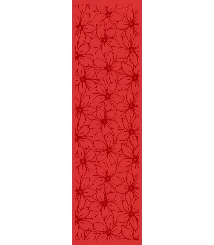 Bordslöpare 35 x 120 cm Rödsta