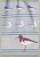Handduk 48 x 70 cm Sjöfågel
