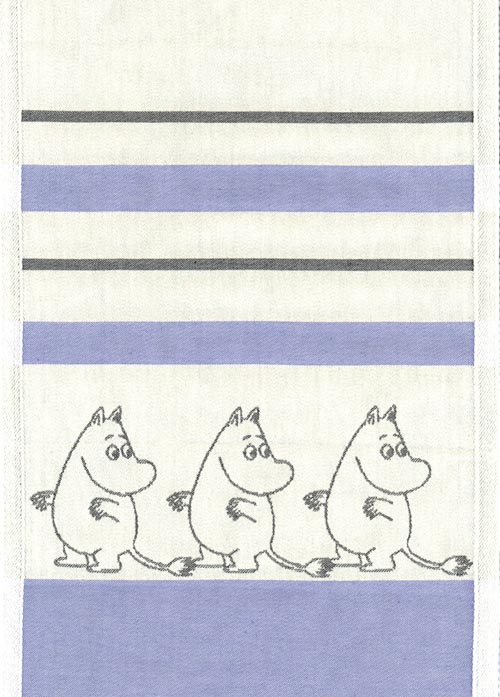 Handduk 35 x 50 cm Moomin 2015