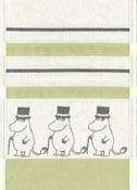 Handduk 35 x 50 cm Moominpappa 2015