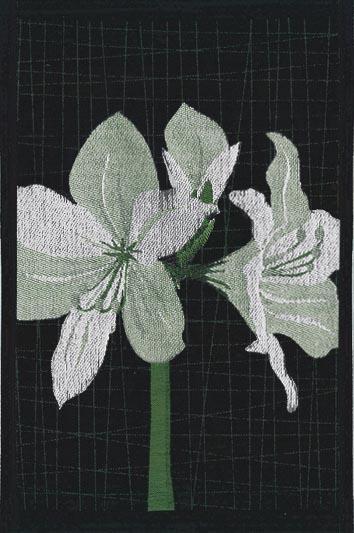 Handduk 35 x 50 cm Lindas Amaryllis*