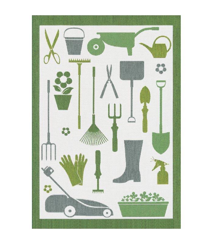Handduk 35 x 50 cm Garden Tools