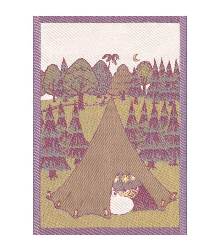 Handduk 35 x 50 cm Camping