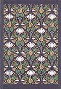 Handduk 35 x 50 cm Lilies