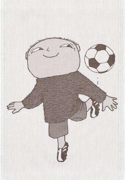Handduk 35 x 50 cm Fotboll*