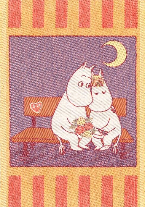 Handduk 35 x 50 cm Sweethearts