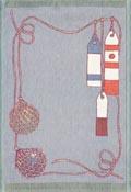 Handduk 48 x 70 cm Flöten*