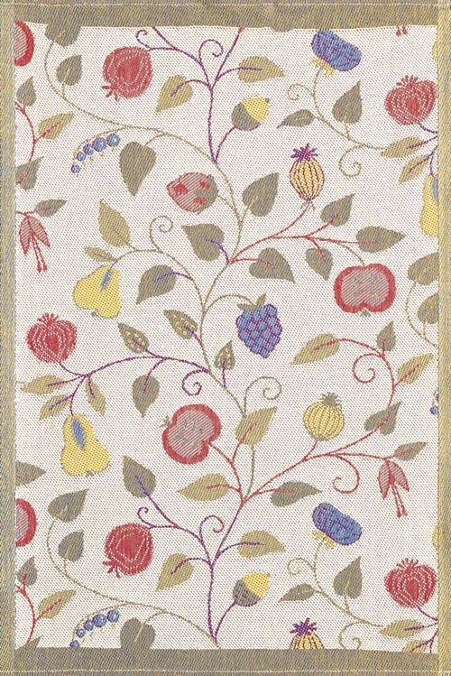 Handduk 35 x 50 cm Floral