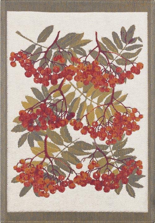 Handduk 35 x 50 cm Rönnbär*