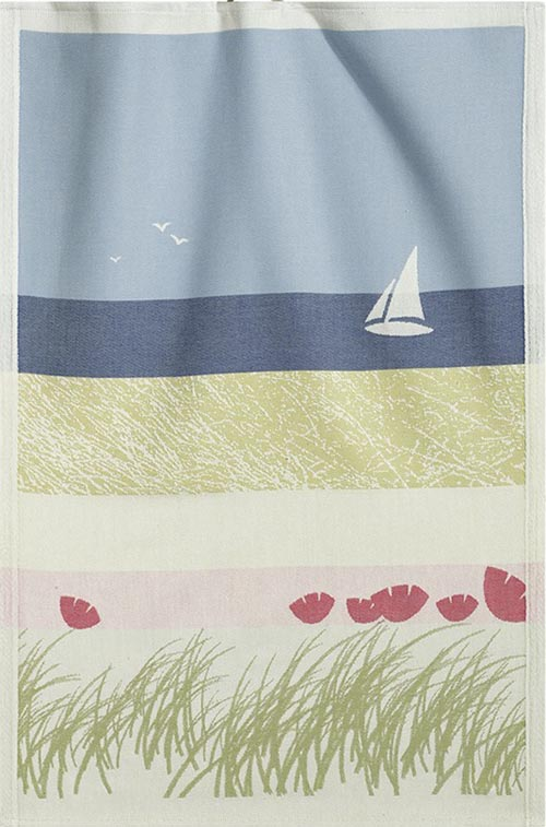 Handduk 48 x 70 cm Summer