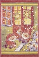 Handduk 48 x 70 cm Julskoj*