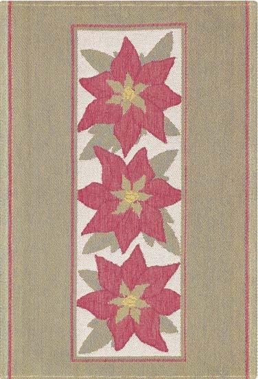 Handduk 35 x 50 cm Scarlet*