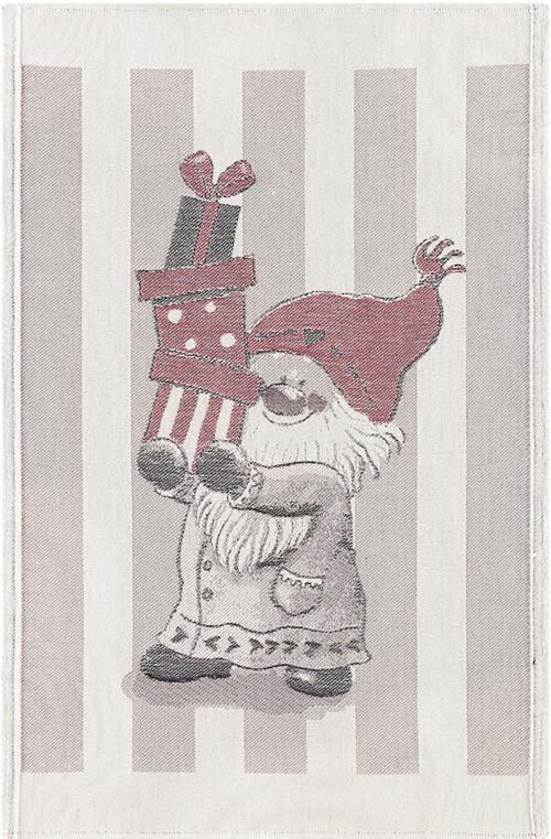Handduk 48 x 70 cm Tomtegubbe*