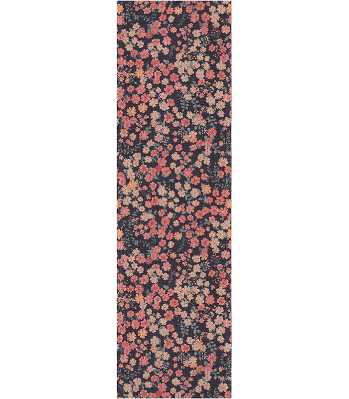 Löpare 35 x 120 cm Blomsjö